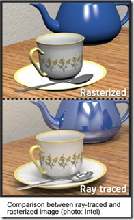 Ray-tracedVsRasterized