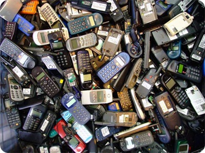 Should You Throw Away Your Old Cell Phone?