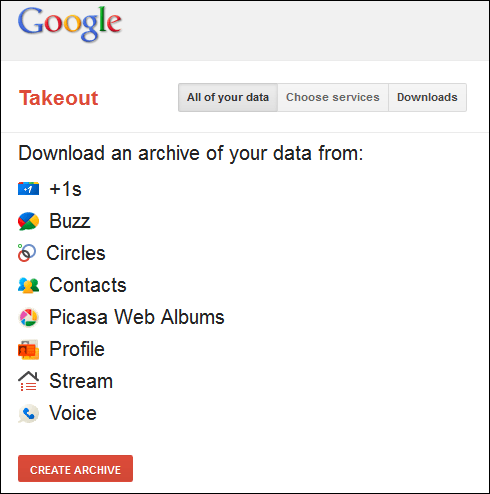 Google Takeout Is Good And You Should Use It