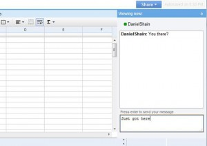 Online Document Manager, Gmail
