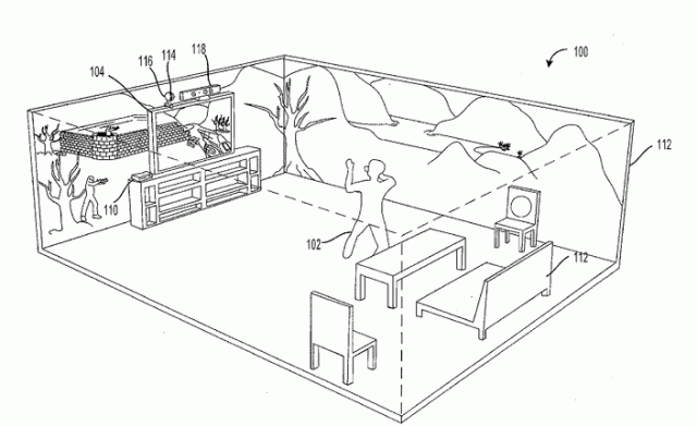 Gamer's Corner: Microsoft's Holodeck Patent Application