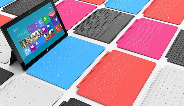 Is Your Next PC a Surface Tablet?