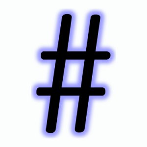 """What The Hell Is A """"Hashtag""""?"""