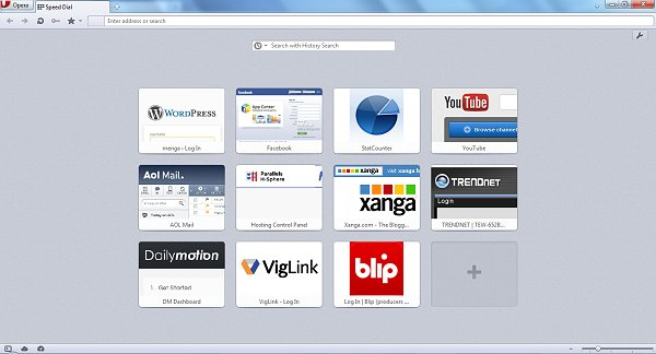"""The """"Speed Dial"""" Browser Home Page Is Still One Of The Best There Is"""