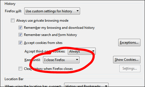 """""""I close Firefox"""" May Be Your Best Friend For Browser Privacy"""