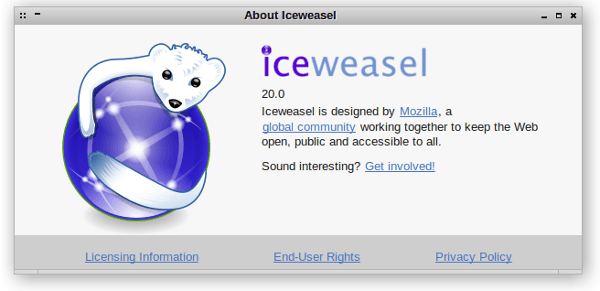 Do You Even Have To Bother With Firefox If Running Iceweasel?