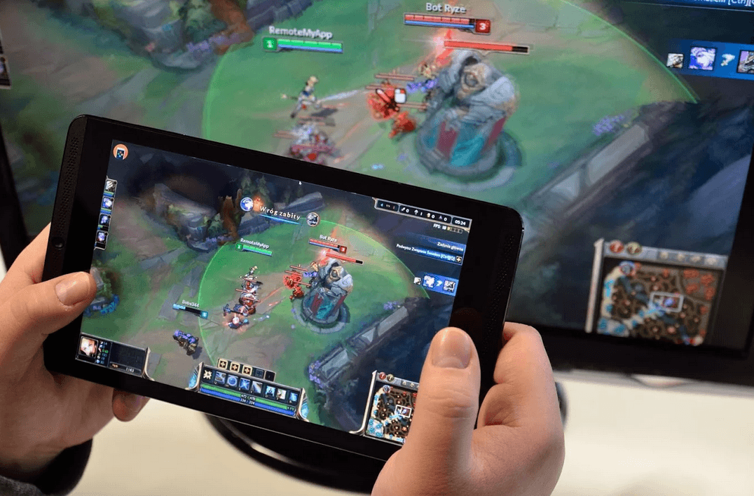 Stream Video Games To Your Mobile Device