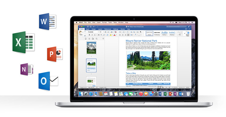 Microsoft Office 2016 For Mac Review