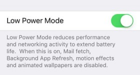 Software Options to Extend Your Phone's Battery Life