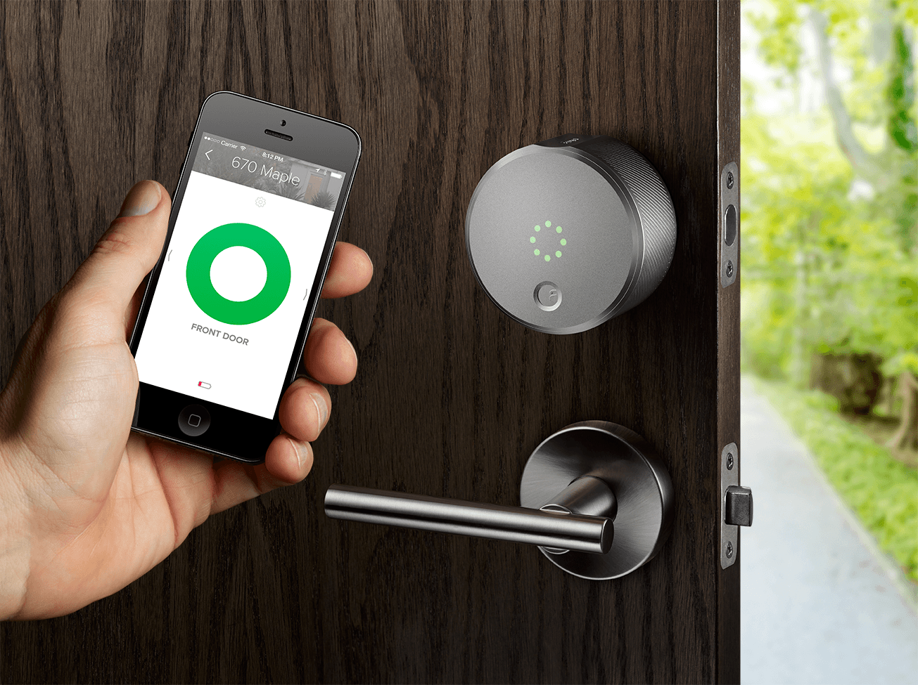 Home Automation and the Internet of Things