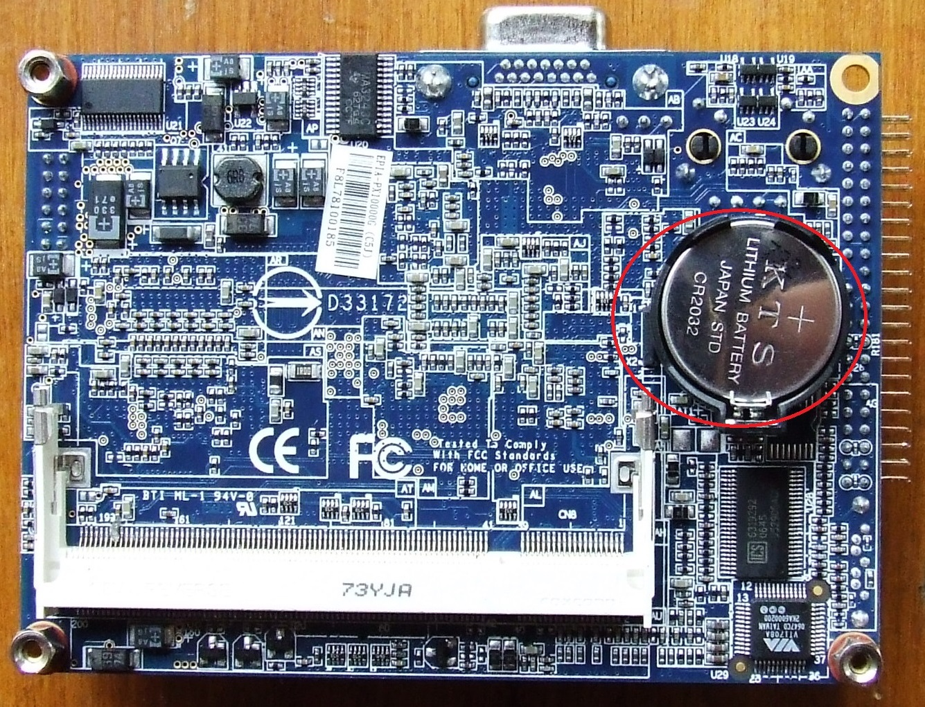 Motherboard Failure Diagnosis And Solutions Electronic Circuit Board With Processor Repair Boards Stock Cmos Battery