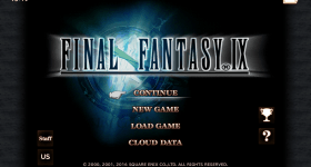 Final Fantasy IX For iOS And Android Review