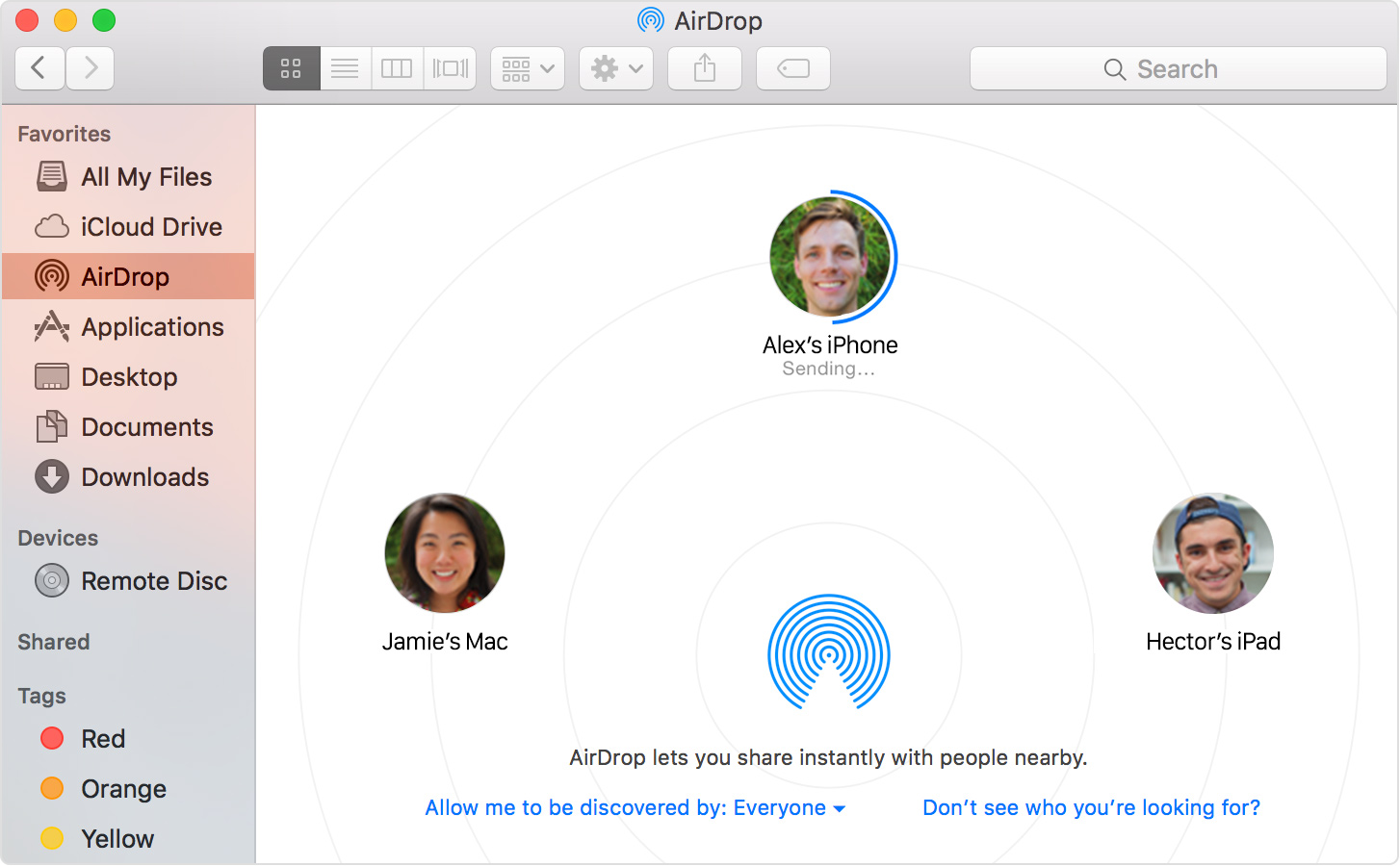 How To Easily Transfer Files Between Your Mac, iPhone, and iPad With AirDrop