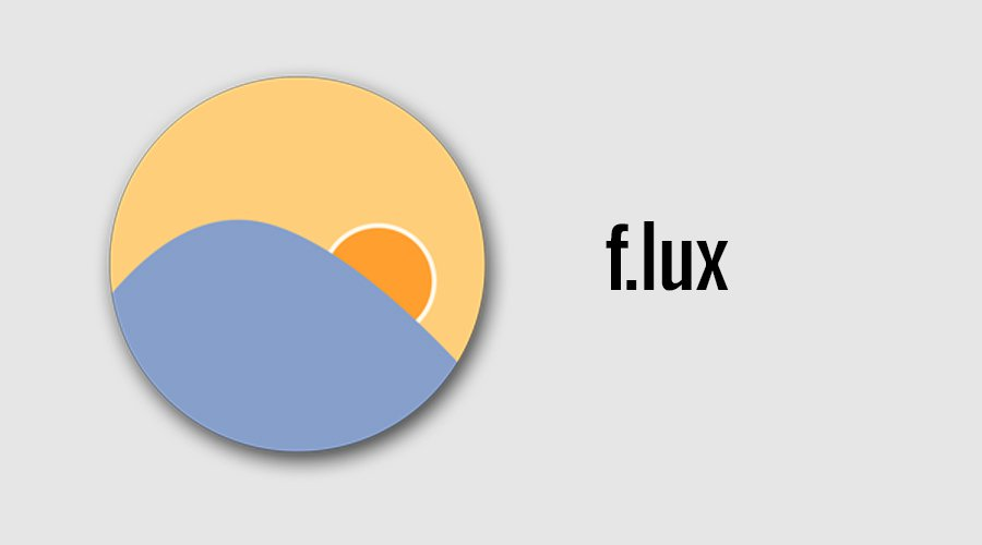 How To Prevent Eyestrain From The Screen With f.lux