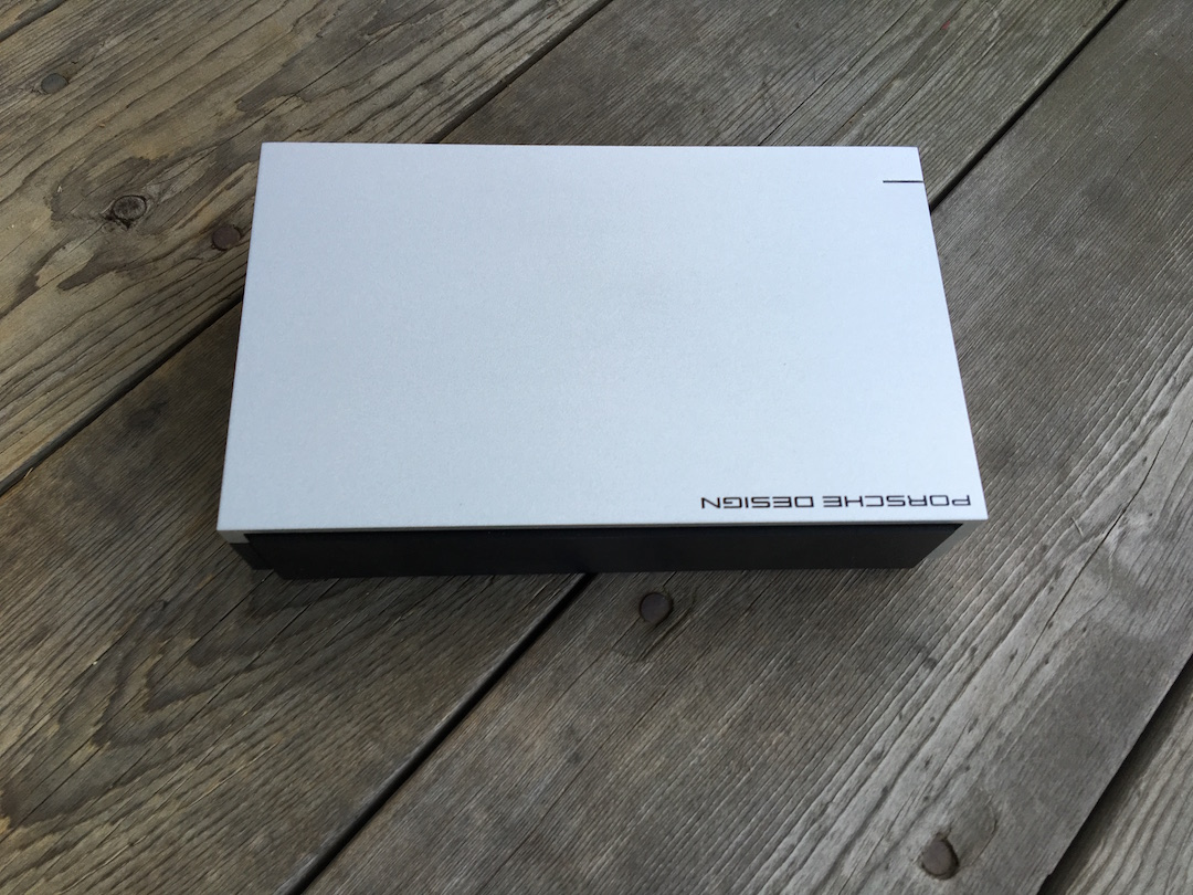 LaCie 4TB Porsche Design USB 3.0 External Hard Drive Review