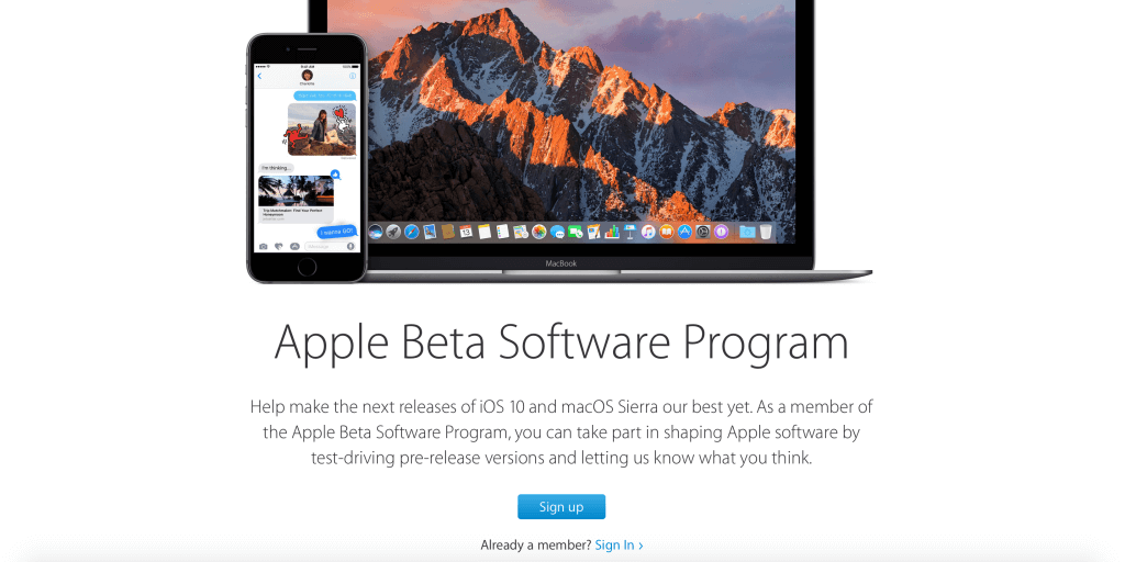 apple-software-beta-program-sign-up-page