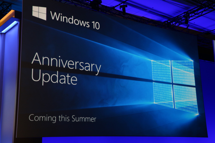 Windows 10 Anniversary Update Overview