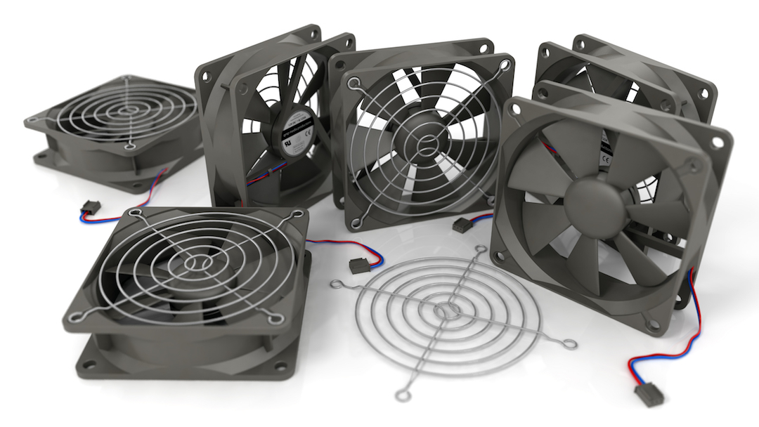 How to tell if a cooling fan is dying and needs replacing