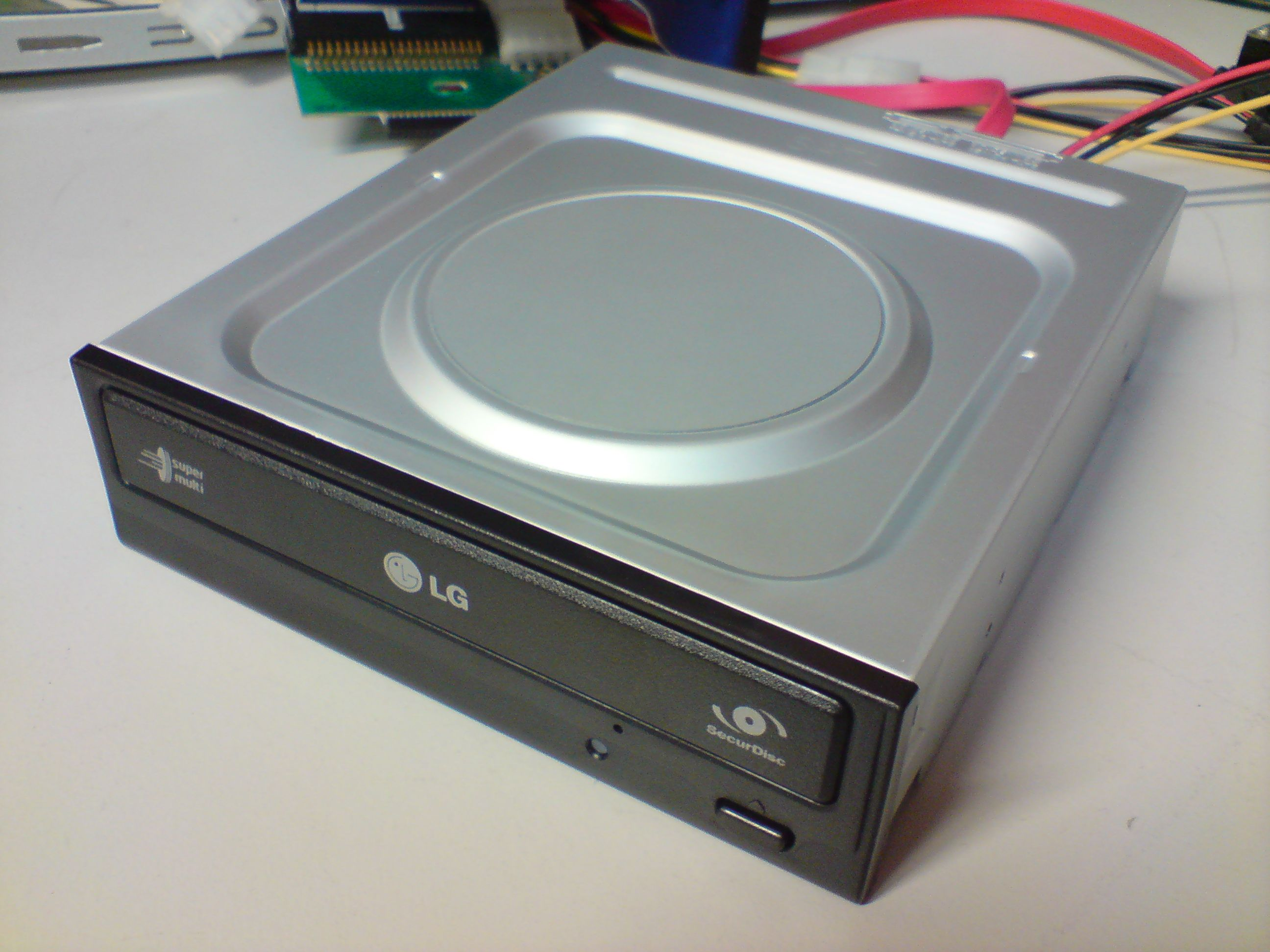 How to troubleshoot your optical drive