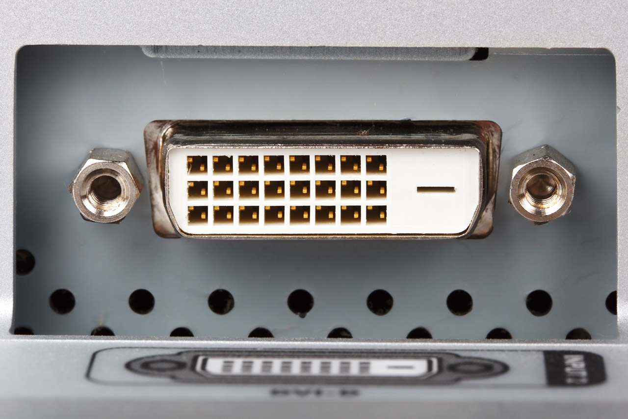 HDMI DVI And DisplayPort What Are The Differences And Which Should - Port dvi