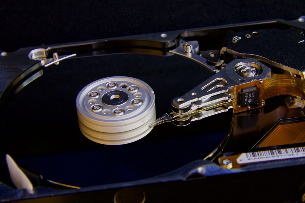 Cache helps comensate for slow HDD internals