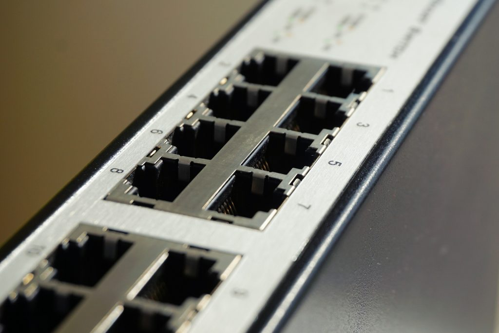 VLANs need switches