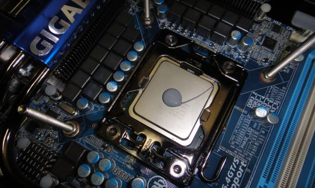 How much thermal paste should you use on your CPU?