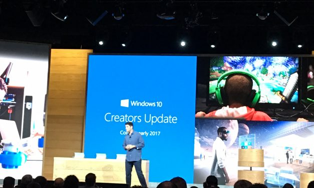Here's what to expect in Windows 10's coming April 11 Creators Update