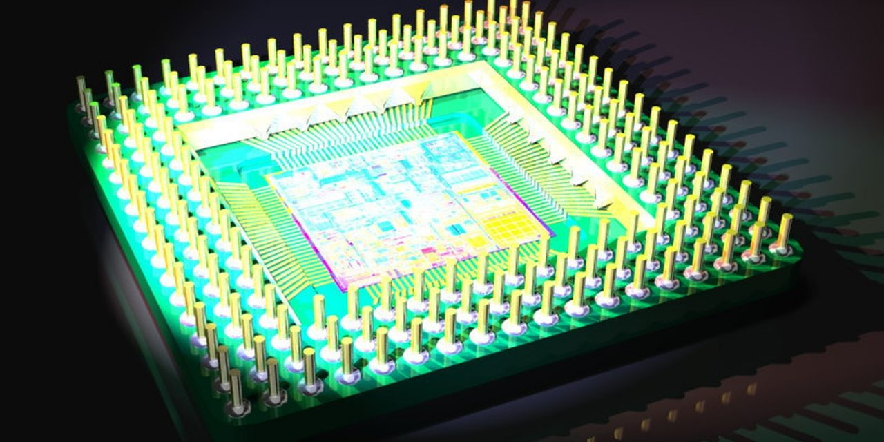 Austrian researchers build microprocessor with a 2D semiconductor