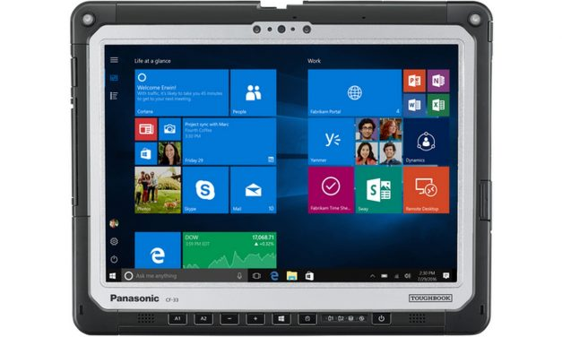 Panasonic Announces New Toughbook 33 2-in-1 Windows 10 Laptop