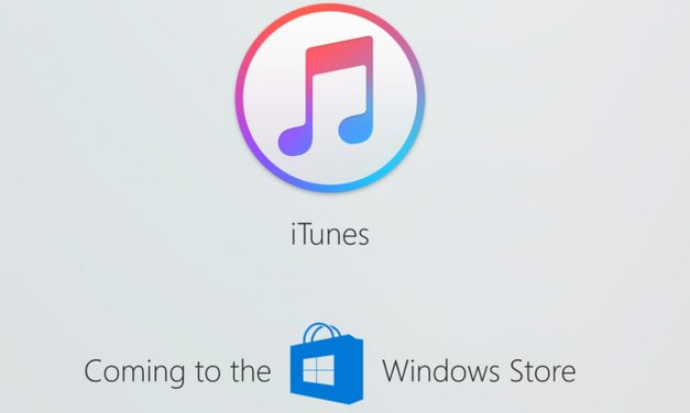 Microsoft announces iTunes is officially coming to the Windows Store