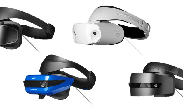 Microsoft Acquires AltSpace VR and Announces Mixed Reality Headset Release Date
