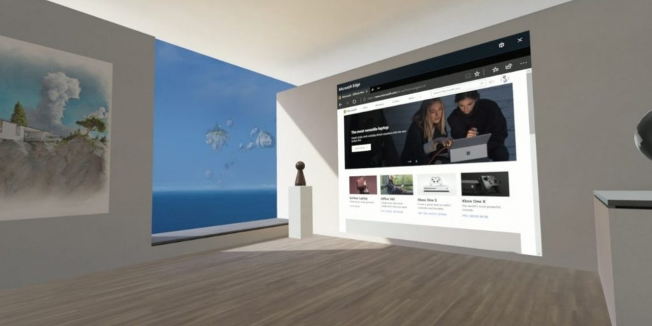 Windows Mixed Reality WebVR Expansion Could be a Gamechanger for VR
